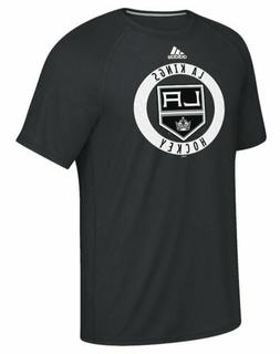 Adidas NHL Men's Los Angeles Kings Practice Climalite Perfor