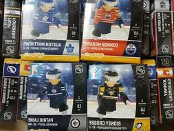 NHL OYO Sports Construction Toys Figures Brand New & Sealed