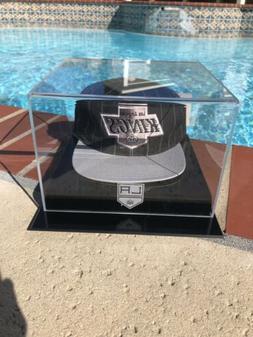 Vintage Los Angeles Kings Starter Pinstripe Snapback Hat