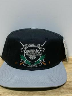 Vintage Los Angeles Kings Snapback Hat The Game Youngan 90's