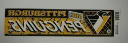 Vintage NHL Hockey LOS ANGELES KINGS Sport Bumper Sticker Wi