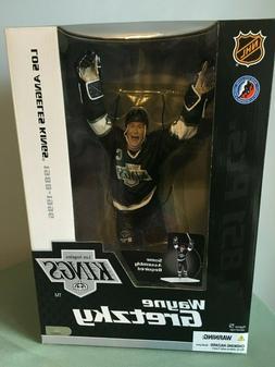 "Wayne Gretzky  12"" NHL Action Figure by McFarlane SLU Oilers"