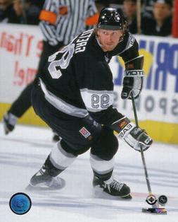 Wayne Gretzky Los Angeles Kings 8x10 Photo