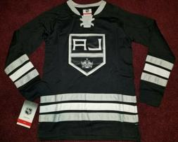 Youth 10/12 NHL Los Angeles Kings Jersey Shirt, NWT